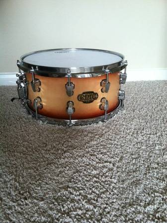 Ludwig epic snare -   x0024 150  Frisco tx