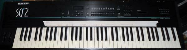 Ensonic SQ2 Keyboard -  350  Tyler  Tx