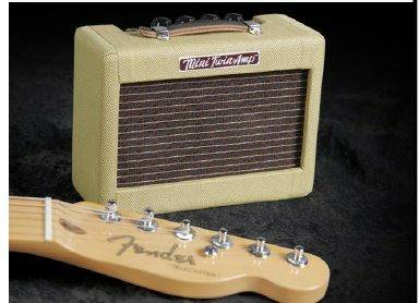 Fender Mini  57 Twin Amp -  50  Lufkin