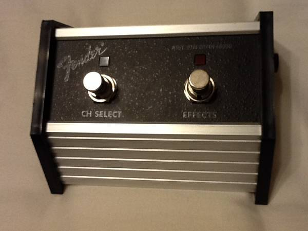 Fender Amp and Effects Switcher -  10  Nacogdoches  TX
