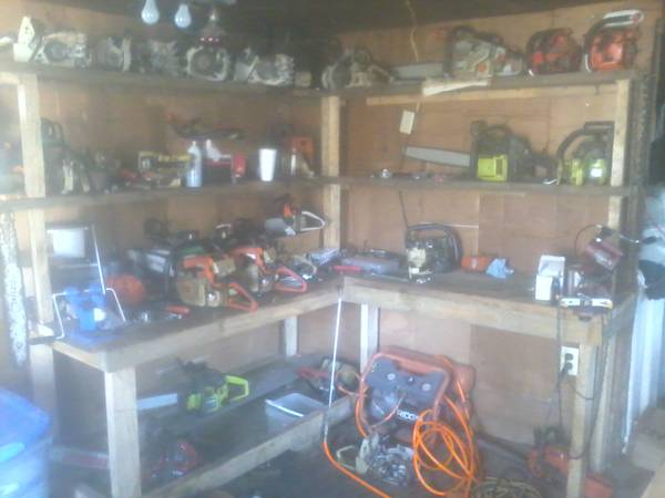 Want Stihl chainsaws in need of mechanical repair or as parts saws (East  Deep East Texas)