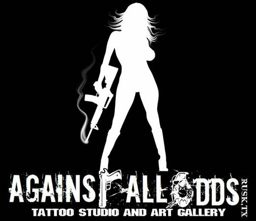 Professional Tattoo Artist Wanted (Rusk,Tx)