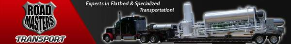 Owner Operators Wanted-Flatbed-Step-Heavy Haul (Athens,TX)