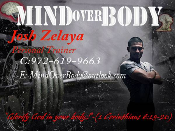 Mind Over Body Inc   Richardson Tx  Plano Tx