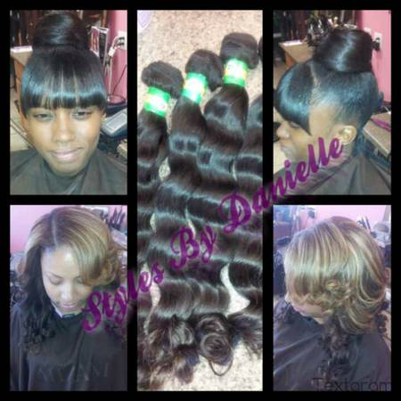 Professional Hair Services  New Orleans