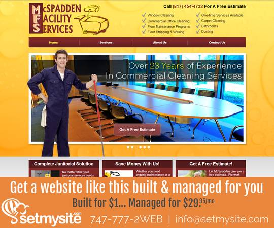 WE LL BUILD YOUR WEBSITE FOR ONLY  1  limited time offer
