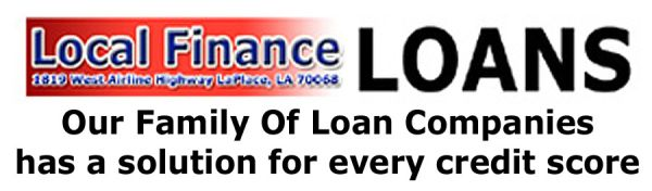 AUTO LOAN SERVICES by Local Finance (nola)