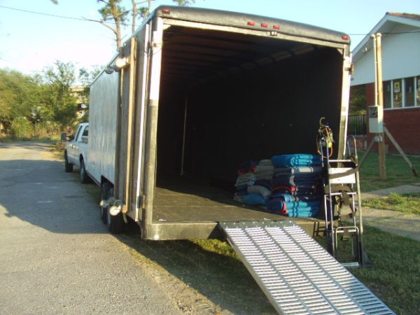 Lowest priced legitimate New Orleans mover 504-495-2650 (New Orleans)