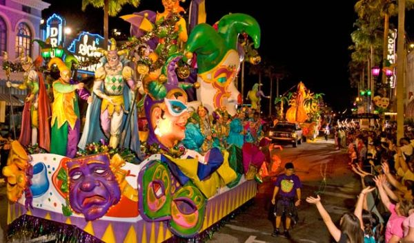 $175  1br - MARDI GRAS walk bike to BOURBON off St PARKING BEER WINE KINGCAKE (French QuarterByWater)