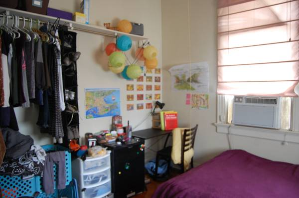 - $530 Furnished Summer Sublet Along St.Charles Streetcar Line (Intersection of Hson and Lowerline)