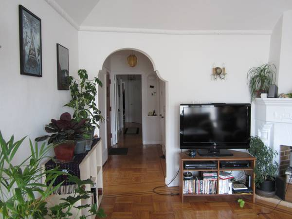 3br - Our 3-bdm Flat in San Francisco for Jazz Fest  1 blk from GG Park