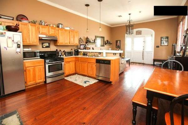 $200 3br - FABULOUS 3 BEDROOM UPTOWN HOME OFF MAGAZINE STREET (New Orleans)