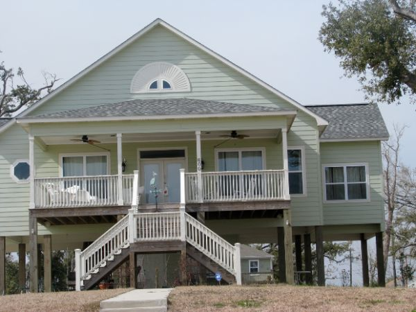 $5000 4br - 2100ftsup2 - Beachfront Super Bowl Rental (Waveland, MS)