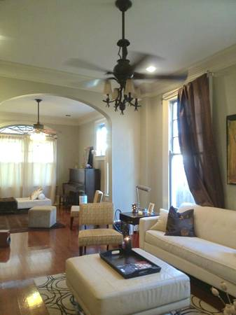 $590 2br - 1500ftsup2 - Luxury 2 bedrooms in the GARDEN DISTRICT 1 Block from St. Charles (Garden District)