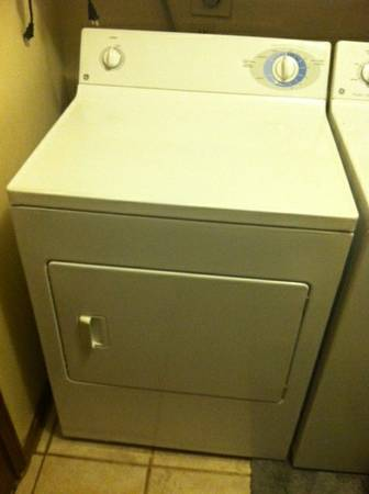 Have a Gas Dryer  Need an Electric   Kenner