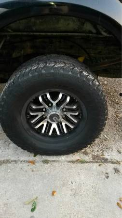 18  rims and tires trade 8 lug -   x0024 111111111  Metairie
