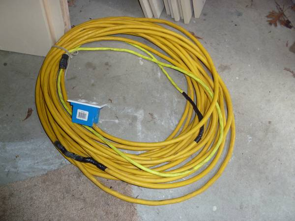 100 ft  extention cord 12 gd -   x0024 40  westbank