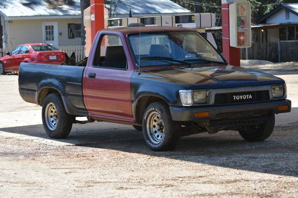 TOYOTA PICK UP TRUCK __LETS TRADE -   x0024 2500