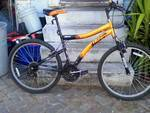 MENs HUFFY ALPINE MOUNTAIN BIKE - $75