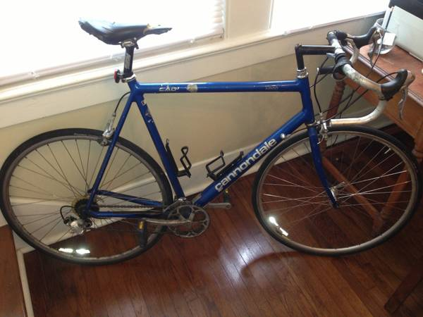 Cannondale R500 CAD3 - $160 (New OrleansBroadmoor)
