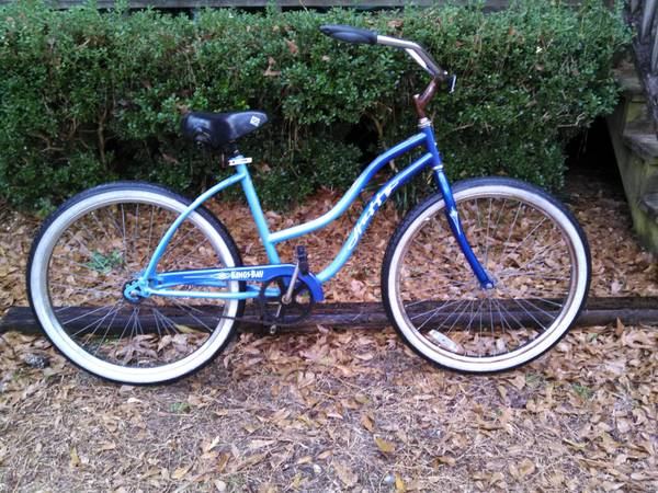 Womans Huffy Kings Bay Beach Cruiser Bike - x002450 (mandeville)