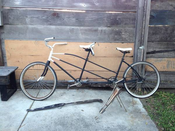 1962 Rollfast TANDEM - $300 (bywater)