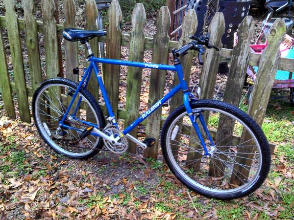 Raleigh Pointe Mountain Bike Project - x002420 (Mandeville)