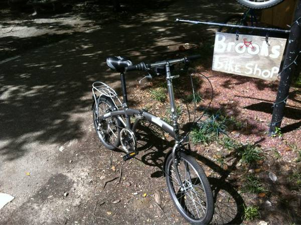 Citizen miami folding bike - $80 (Covington)