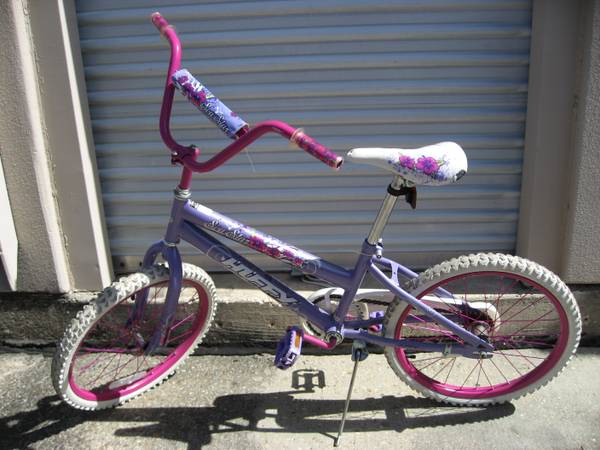Girls Sea Star Huffy Bike - x002420 (Kenner)