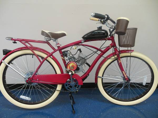 Motorized Bicycle - 49cc Brand New - $550 (Marrero - Westbank)