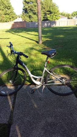 multitrack 7000 trek hybrid bicycle for sale - $150 (new orleans)