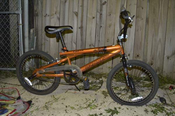 Ozone 500 20 BMX bike - $60 (Mid City)