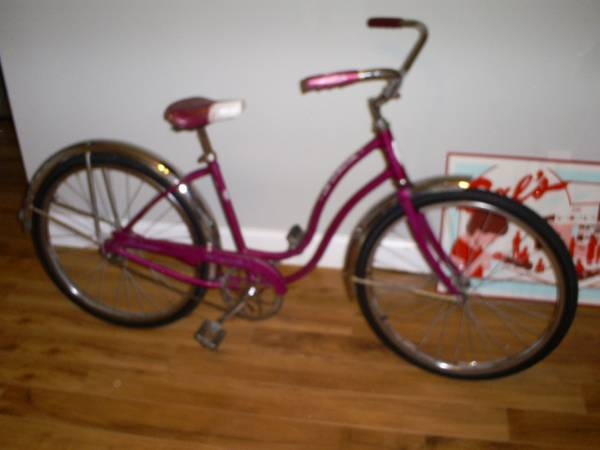 Vintage Schwinn Hollywood Cruiser -   x0024 100  KENNER