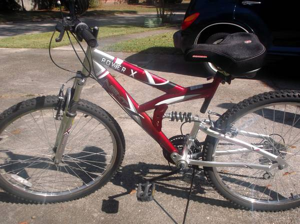 NEXT 26 UNISEX POWER CLIMBER BIKE (LIKE NEW) - $50 (Slidell, LA)