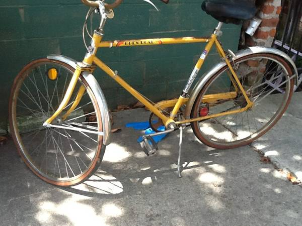 Nicely rusted Vintage huffy bike - $65 (New Orleans)