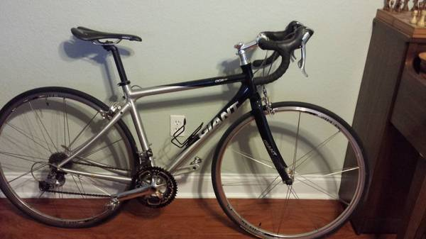 Great Christmas Gift Giant OCR1W - $600 (Lakeview)