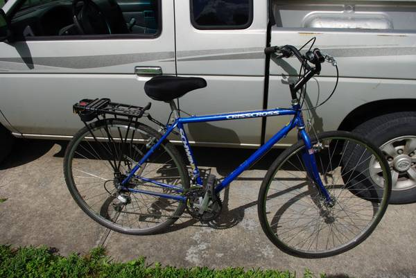 Schwinn Criss Cross Early Hybrid Bike - $100 (Harahan)
