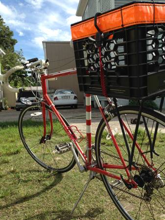 Motobecane Grand Sprint 700c road bike - fully prepped for city living - $225 (Uptown - Freret Napoleon)