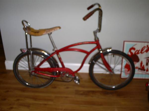 Schwinn Stingray 1970 -   x0024 150  Kenner