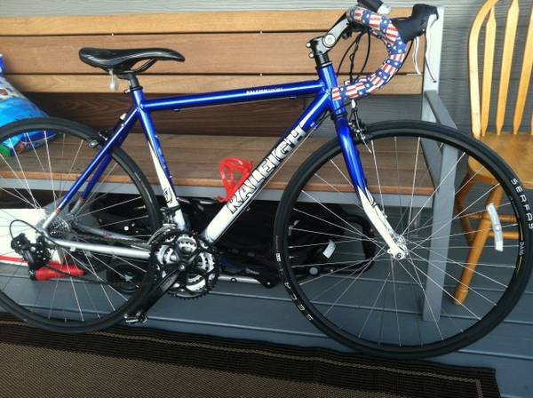 Raleigh road bike - $375 (Lakeview)