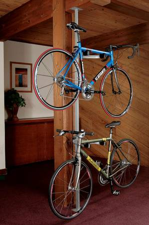 XPORT Off the Wall Bike Storage Rack (indoor) - x002460 (metairie)