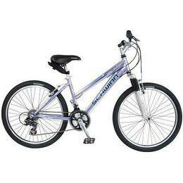 Schwinn Traverse 24 Inch Girls Mountain Bicycle with MAG Trainer - $150 (New Orleans, LA)