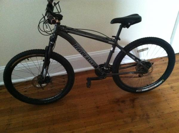 Raleigh mojave 5.0 - $250 (new orleans)