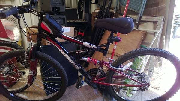 26 Huffy Rock Creek Mountain Bike 18 speed dual suspension - $75 (Metairie)
