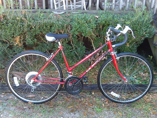 Womens MURRAY USA ELIMINATOR 10 SPEED ROAD BIKE - $75 (Mandeville)