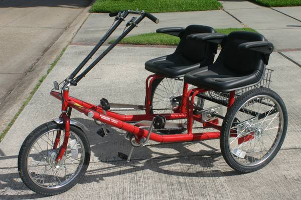 Workman 2 Person Trike - $1200 (Metairie)
