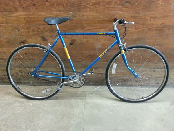 Vintage Huffy Road Bike - MADE IN USA - $195 (Midcity)