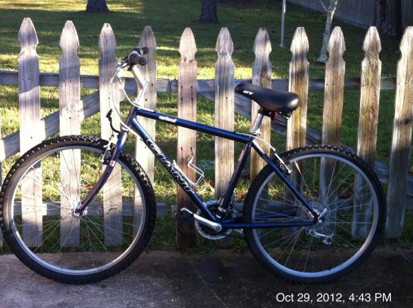 Giant Upland Mountain Bike - $75 (Slidell, LA)