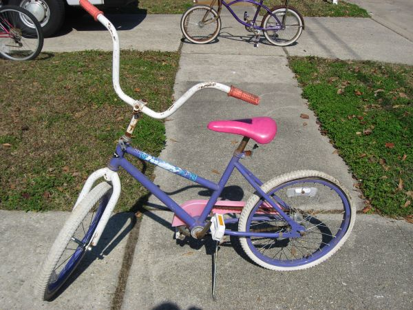 KIDS HUFFY SEA STAR BIKE - $15 (KENNER)