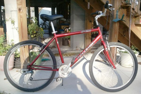 Raleigh SC40 HybridComfort Bike - $160 (Slidell)